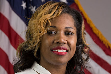 Altamese Williams Deputy Director and Chief, Operations Division