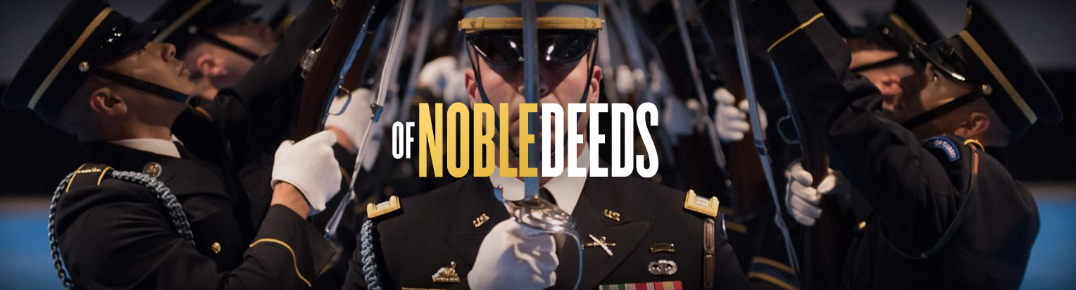 Of Noble Deeds Movie Poster