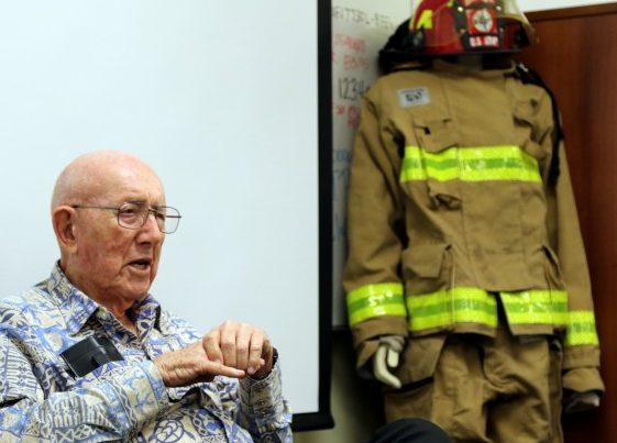 Last Firefighter