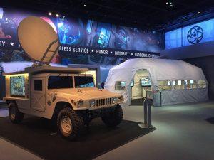 Image of a Satellite Vehicle