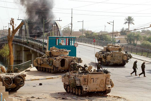 Baghdad-bridge