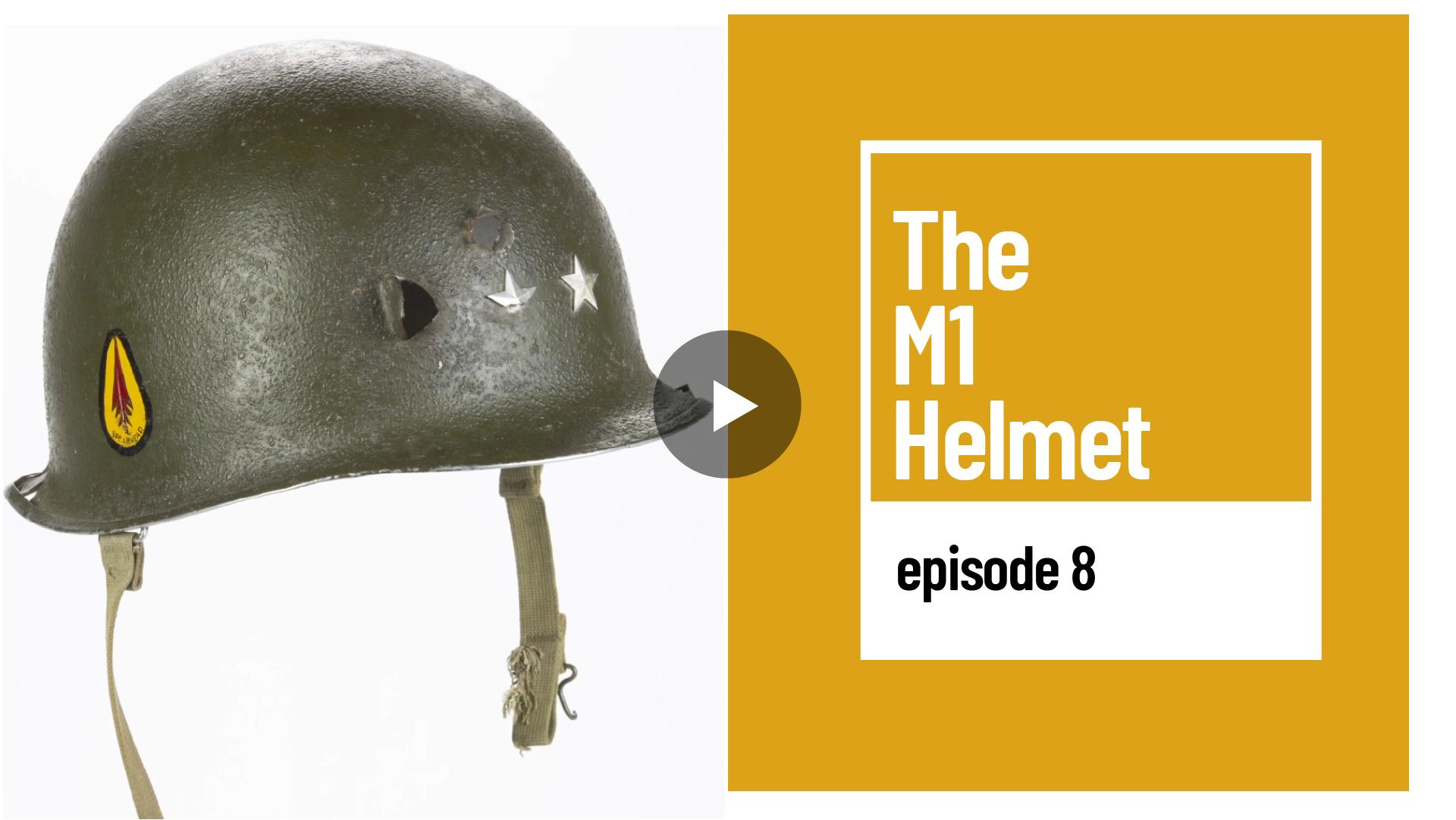 Image of The M1 Helmet